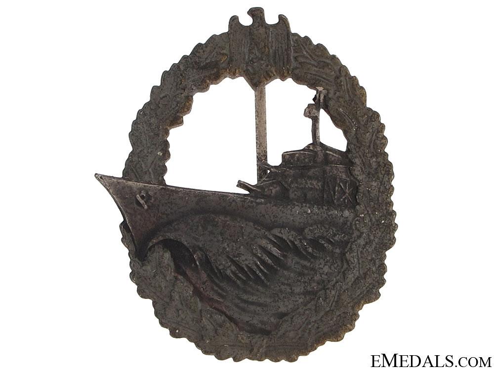 eMedals-Naval Destroyer War Badge