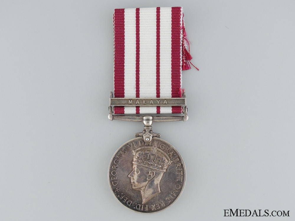 eMedals-Naval General Service Medal to the Royal Marines