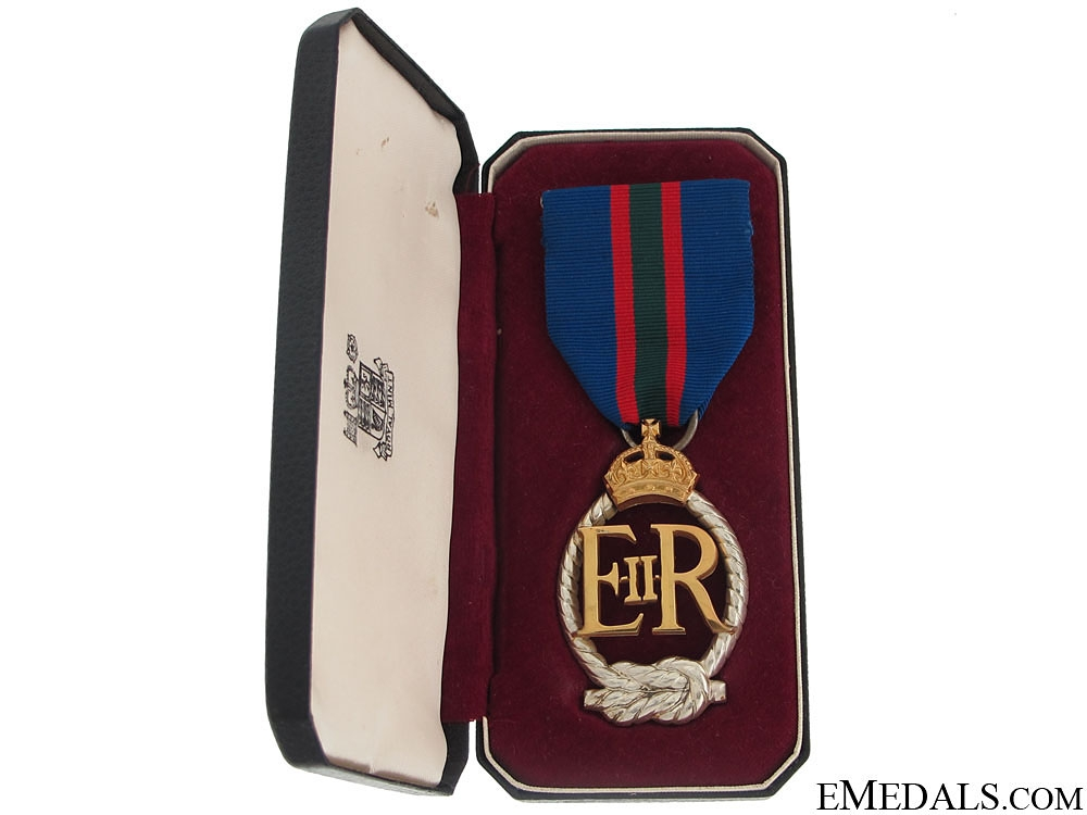 eMedals-Naval Long Service Decoration