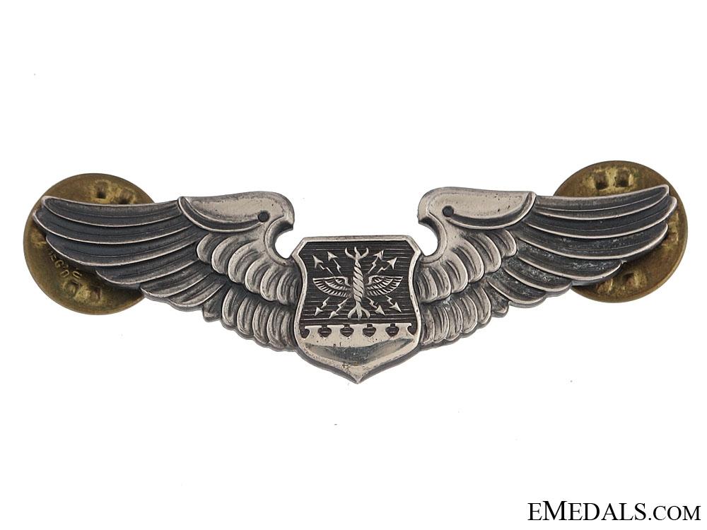 eMedals-Navigator/Observer Wing