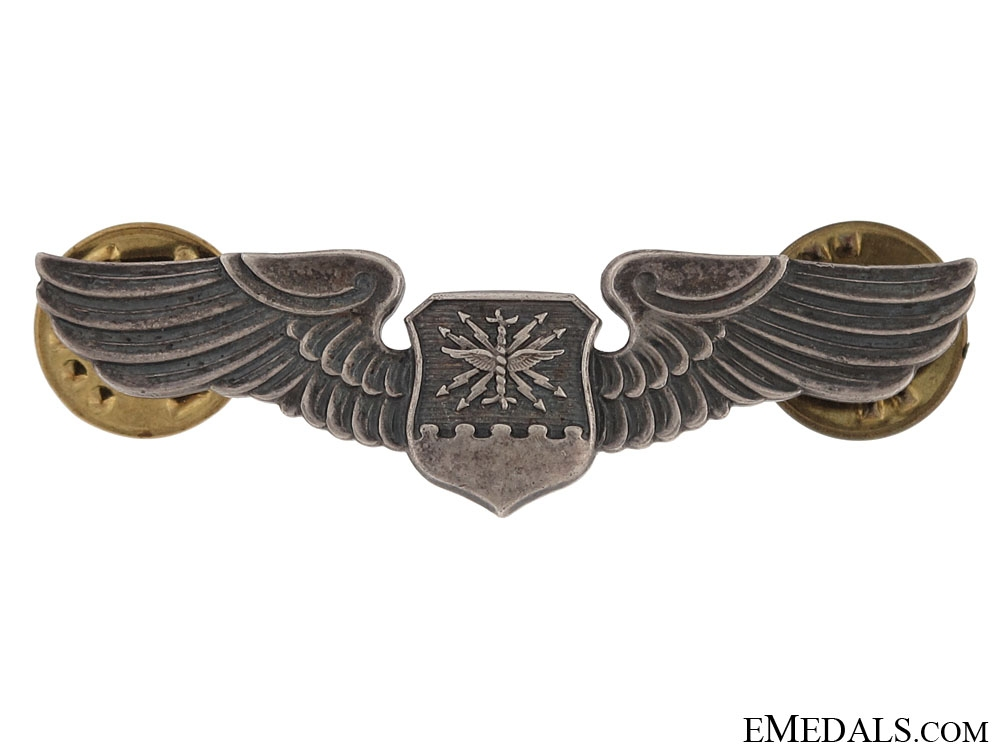 eMedals-Navigator/Observer Wings