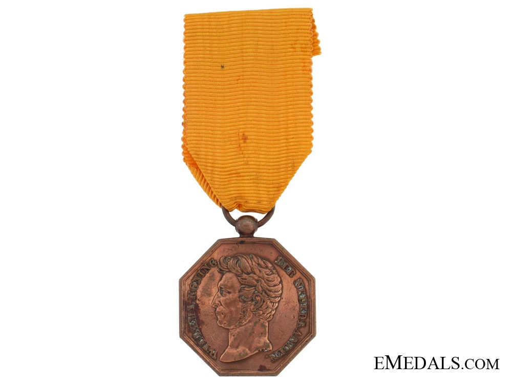 eMedals-Java War Medal, 1825-1830