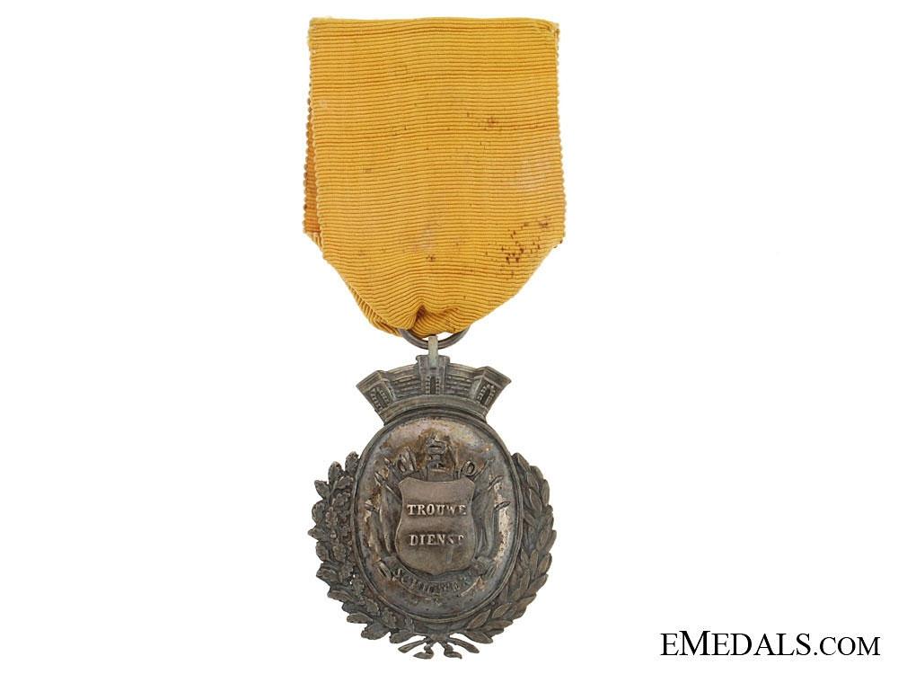 eMedals-Civil Service Award