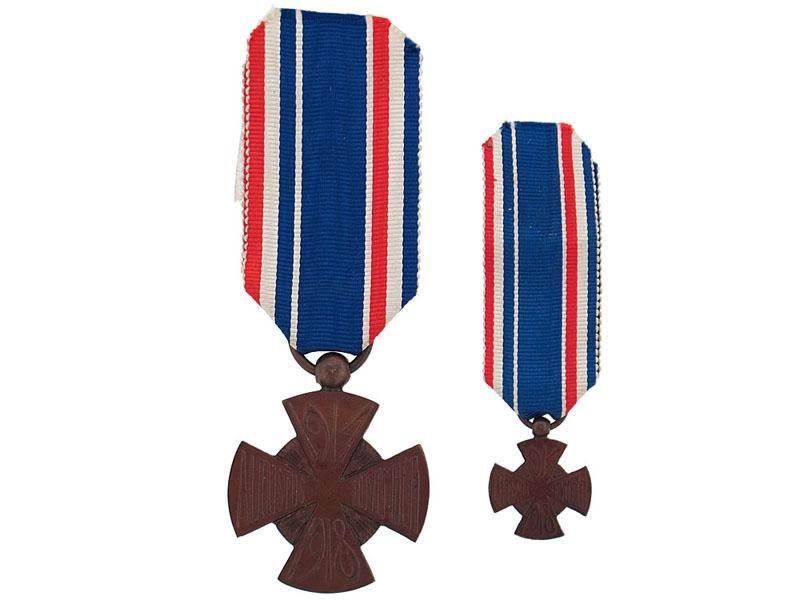 eMedals-A Set of Mobilization Cross', 1914-1918