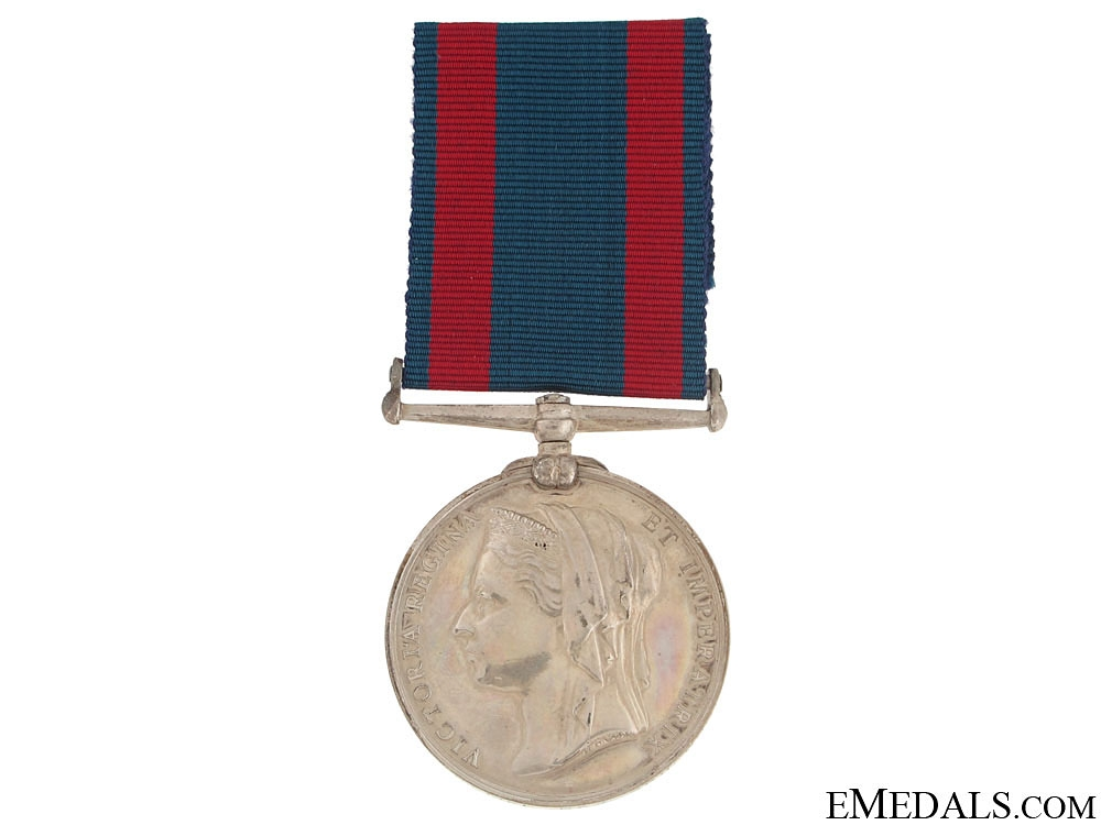 eMedals-North West Canada Medal - Cavalry School Corps