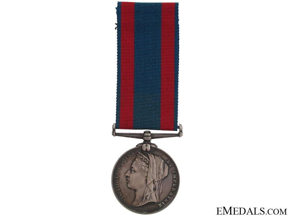 eMedals-North West Medal to Boulton's Mounted Infantry