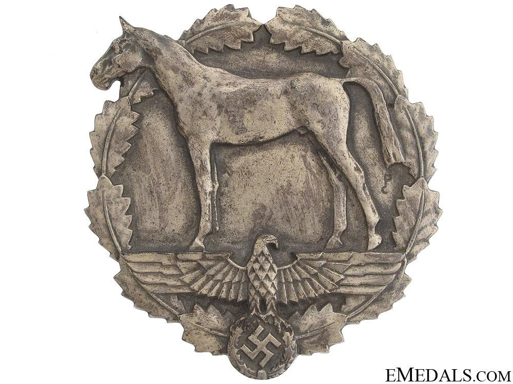eMedals-NS Riderkorps Merit Plaque
