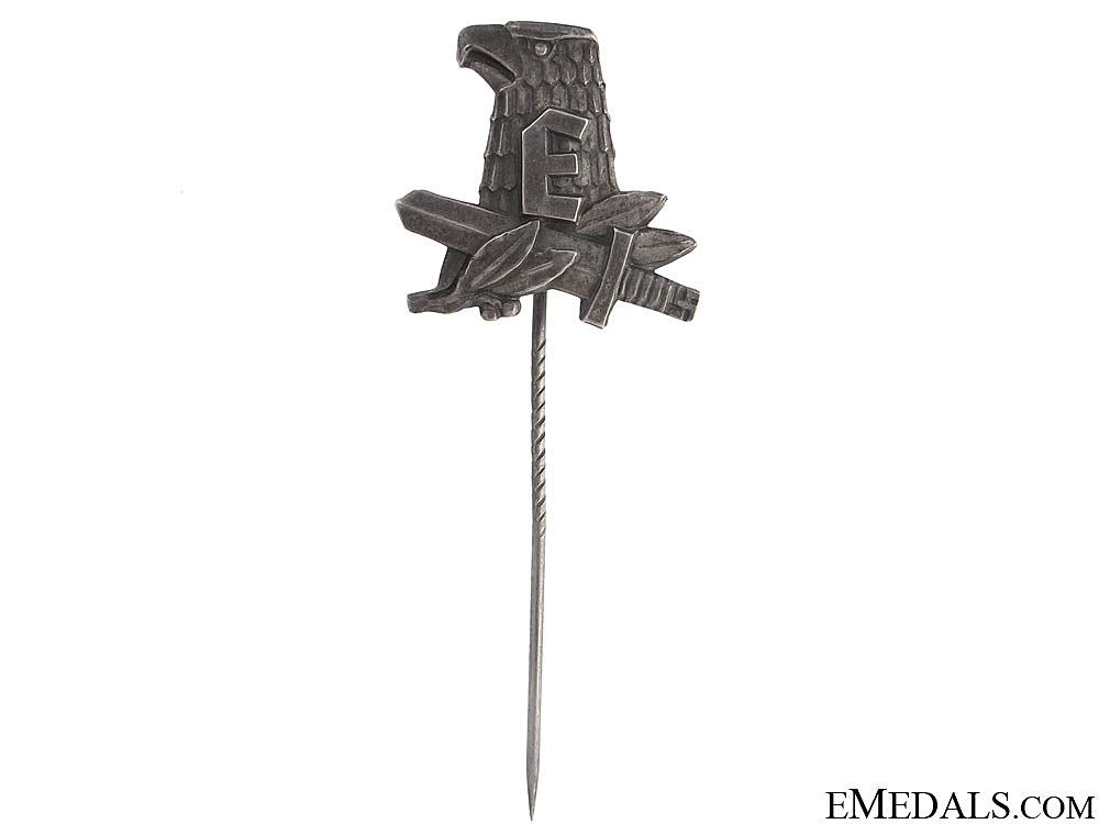 eMedals-NSDAP Badge of the Leader School Egendorf