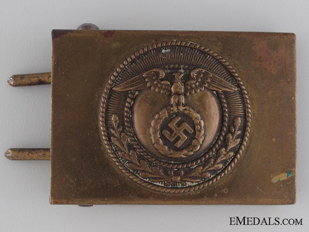 eMedals-NSDAP Jugend Belt Buckle