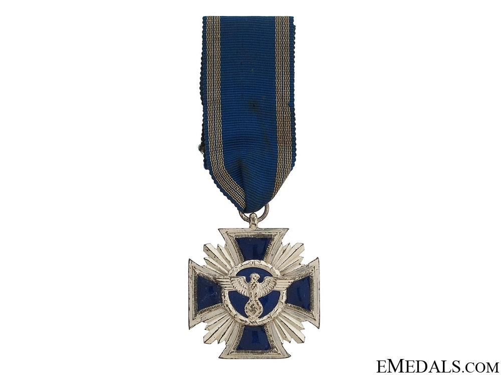 eMedals-NSDAP Long Service Award - Marked
