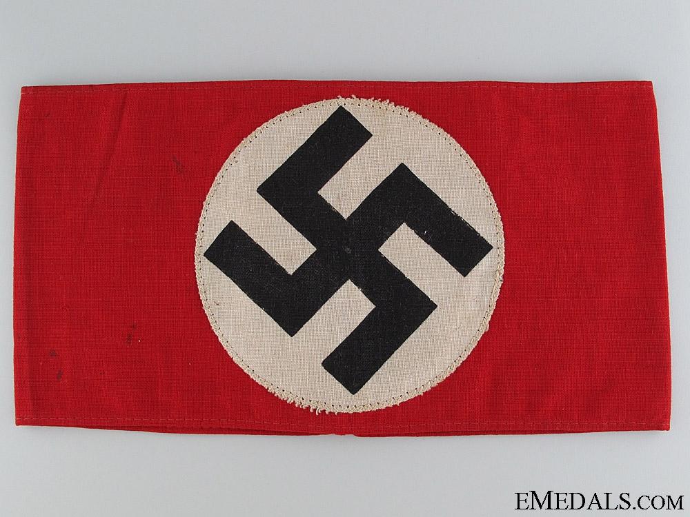 eMedals-NSDAP Member's Armband