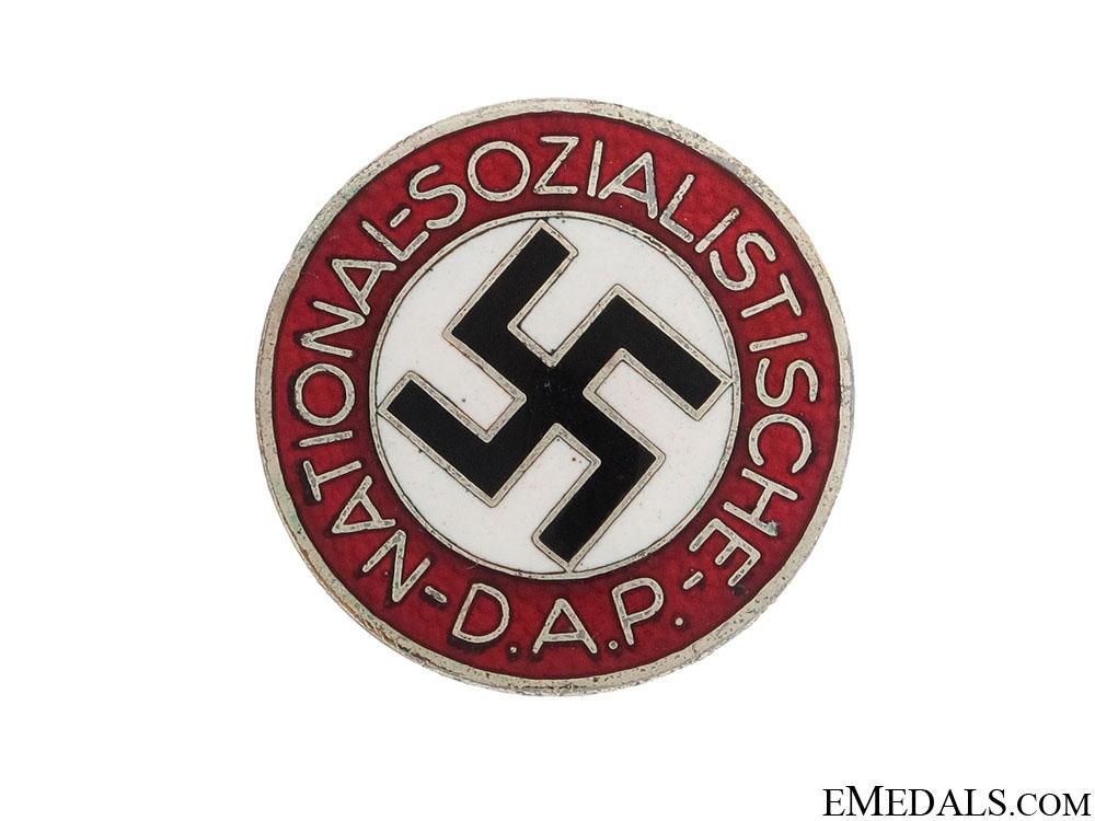 eMedals-NSDAP Membership Pin