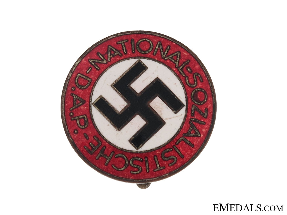 eMedals-NSDAP Party Badge