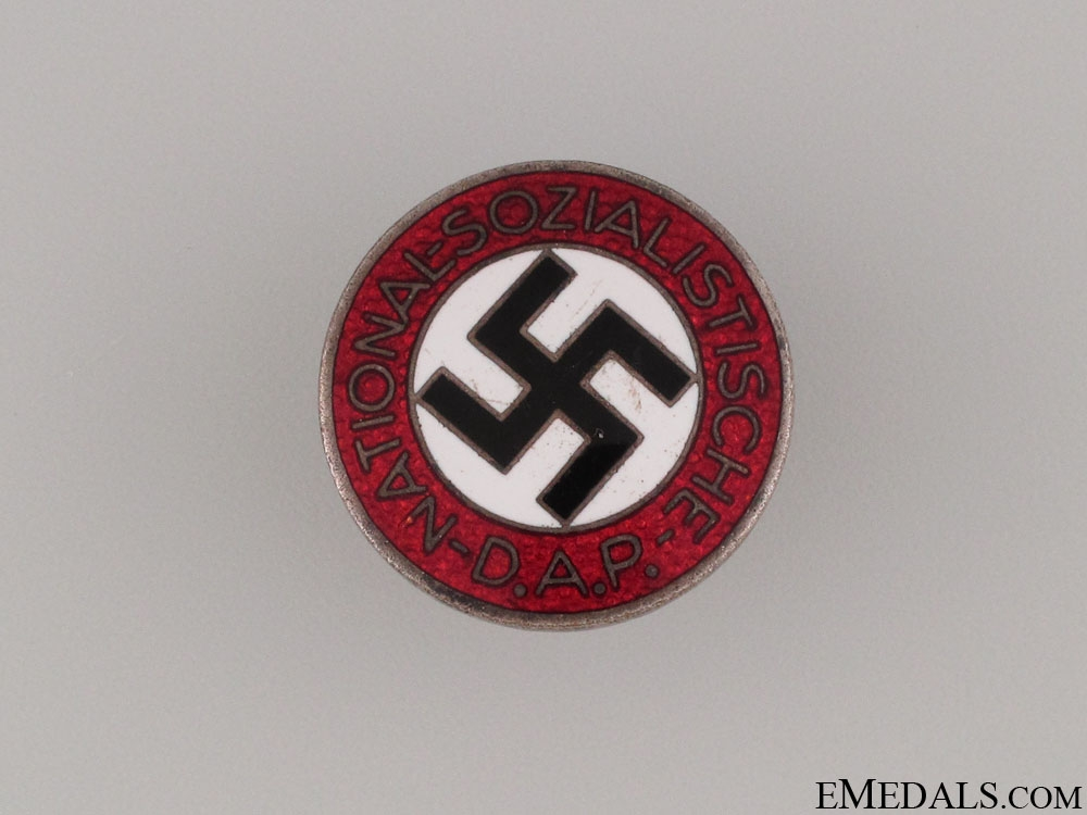 eMedals-NSDAP Party Membership Badge