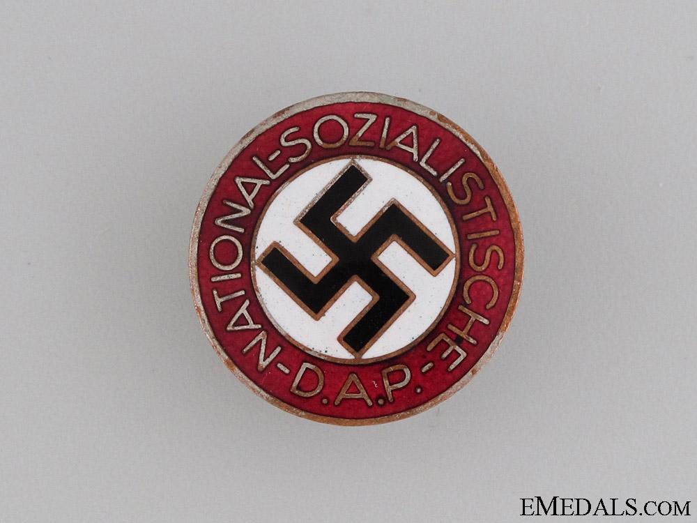 eMedals-NSDAP Party Membership Badge