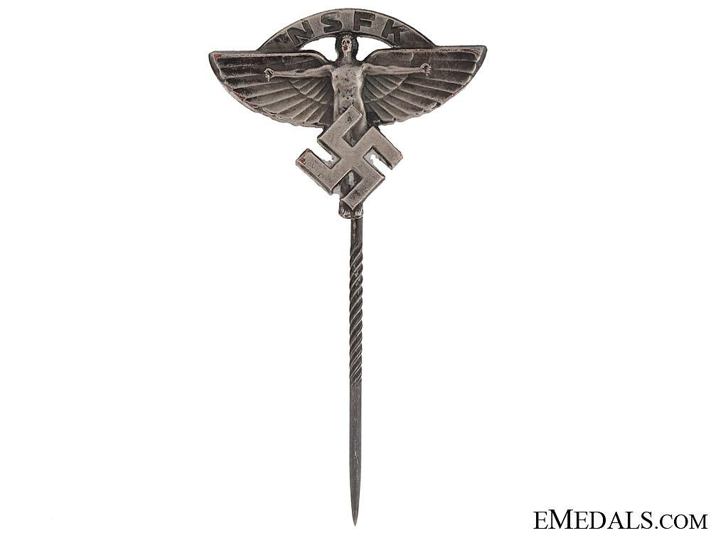 eMedals-NSFK Membership Stickpin