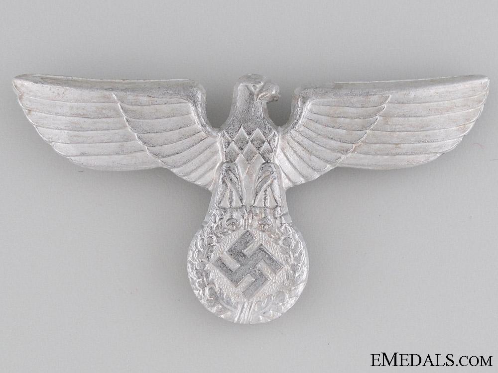 eMedals-NSFK Visor Cap Eagle circa 1938