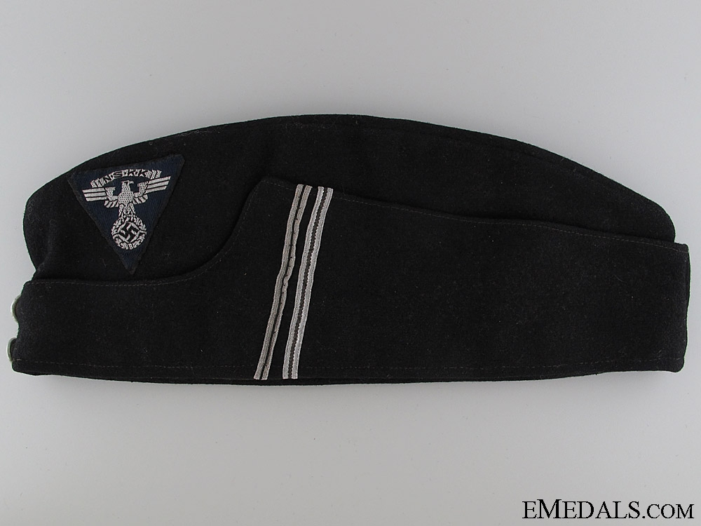 eMedals-An NSKK Enlisted Overseas Cap