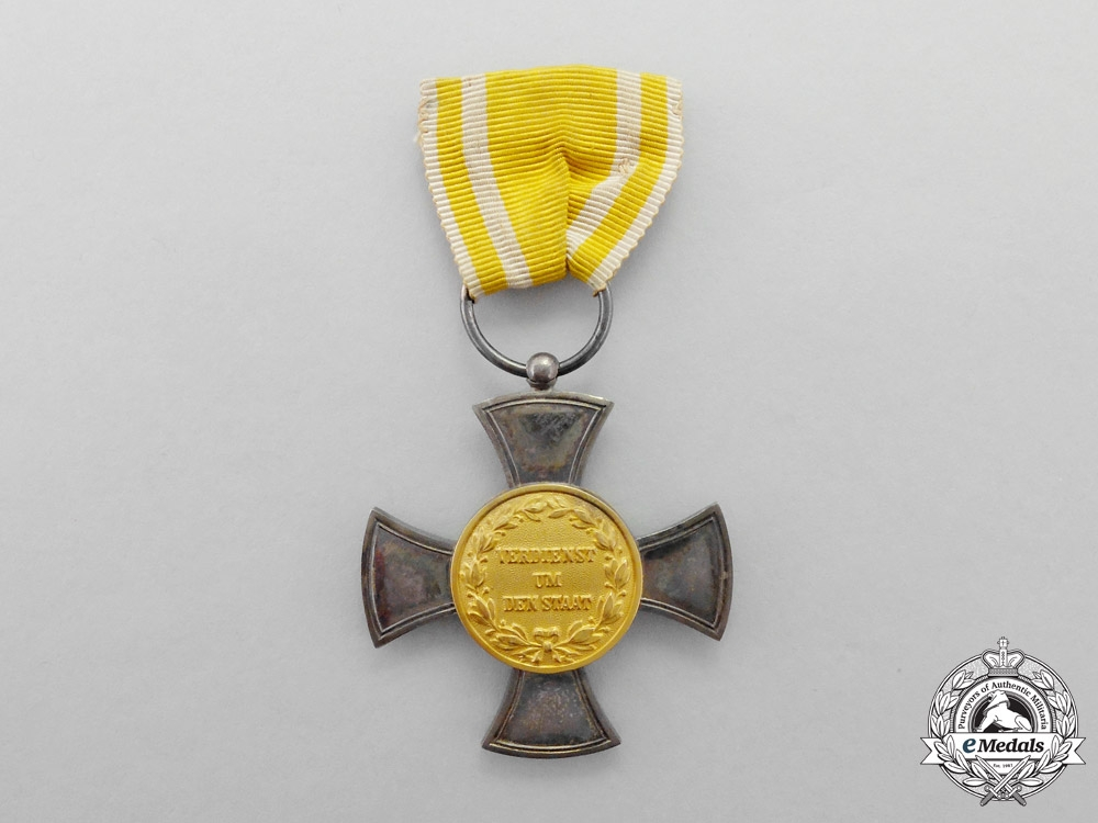 eMedals-Prussia. A 1900-1918 Issue General Honour Cross