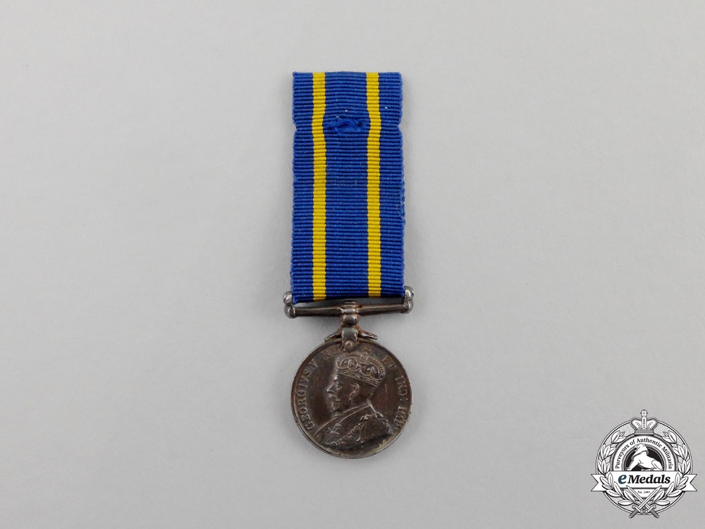 eMedals-A Miniature Royal Canadian Mounted Police Long Service Medal