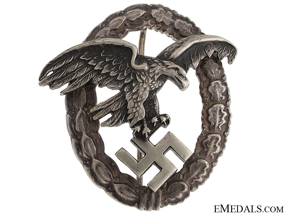 eMedals-Observer's Badge by Assmann