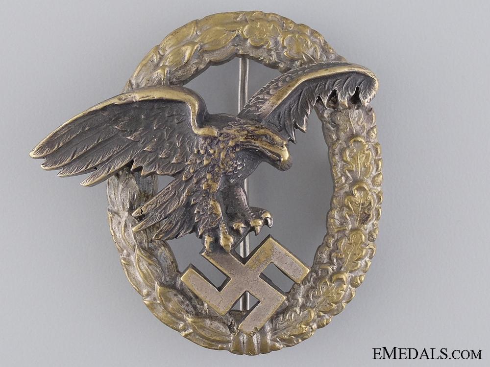 eMedals-Observers Badge by C.E. Juncker