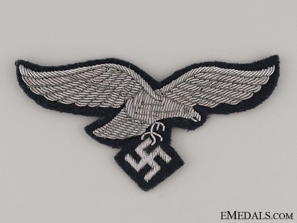 eMedals-Officer's Eagle for Visor Cap
