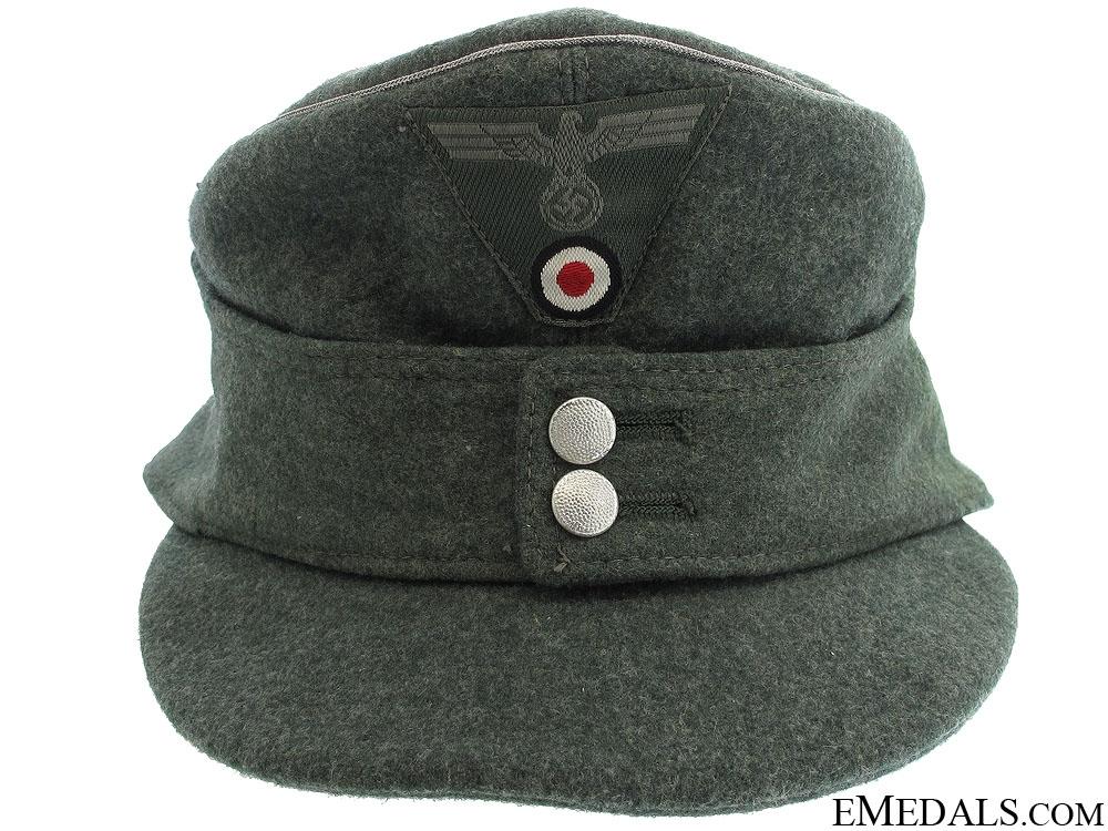 eMedals-Officer's M43 Field Cap (Einheitsfeldmutze M43)