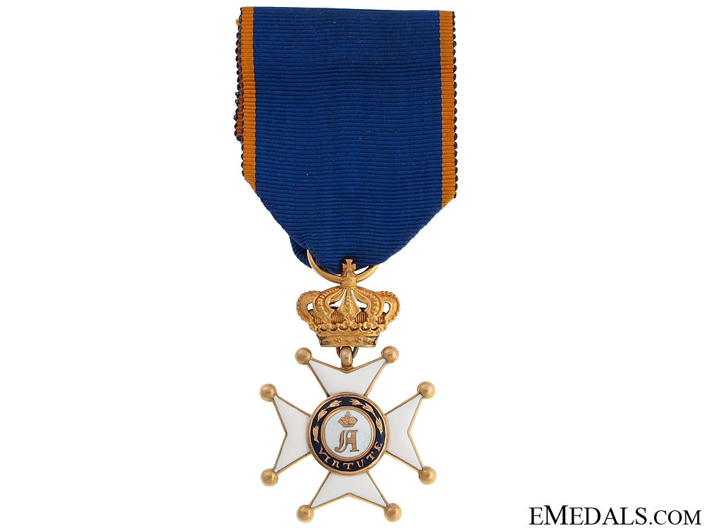 eMedals-Order of Adolph of Nassau