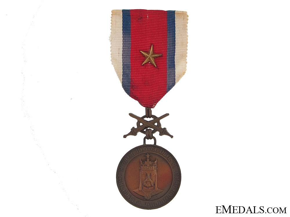 eMedals-Order of Charles IV