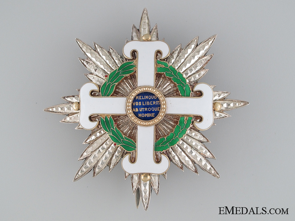 eMedals-Order of Civil and Military Merit of St. Marinus