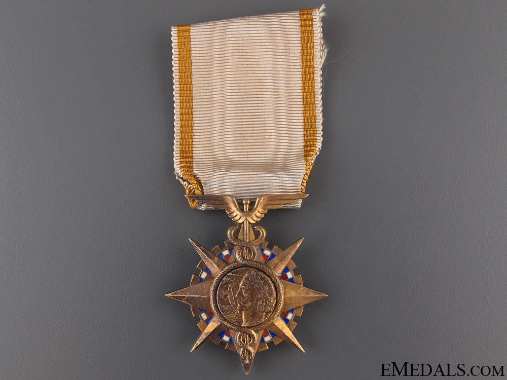eMedals-Order of Commercial Merit - Knight