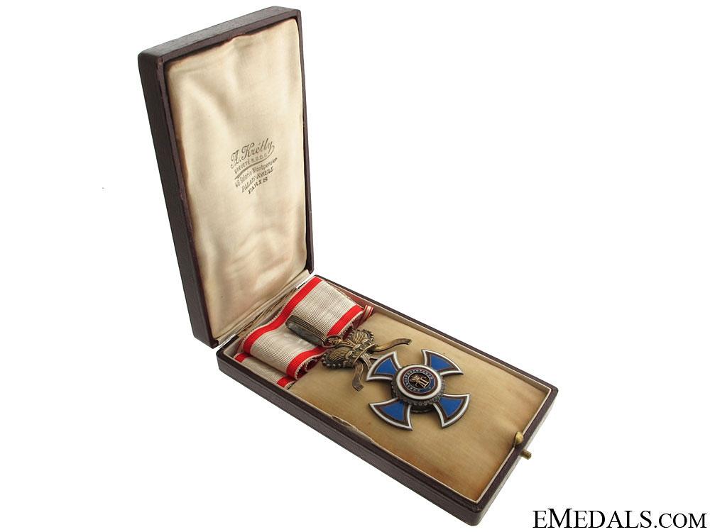 eMedals-Order of Danilo - Commander's Cross