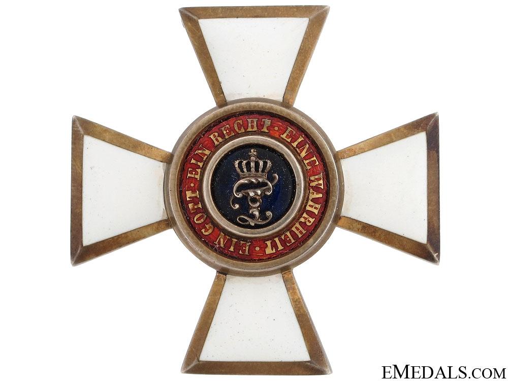 eMedals-Order of Duke Peter Friedrich Ludwig