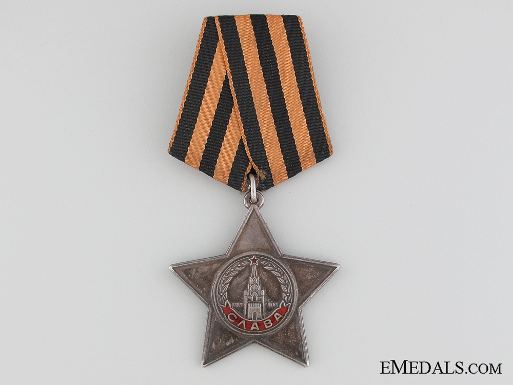 eMedals-Order of Glory, Type 2, 3rd Class