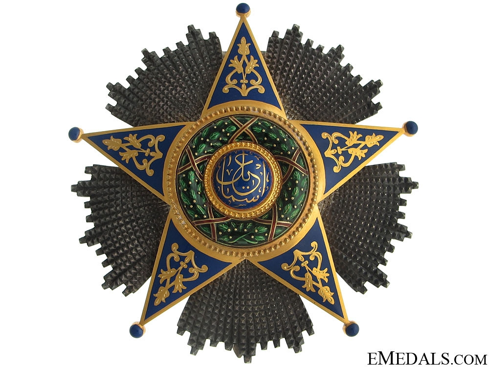 eMedals-Order of Ismail 1915