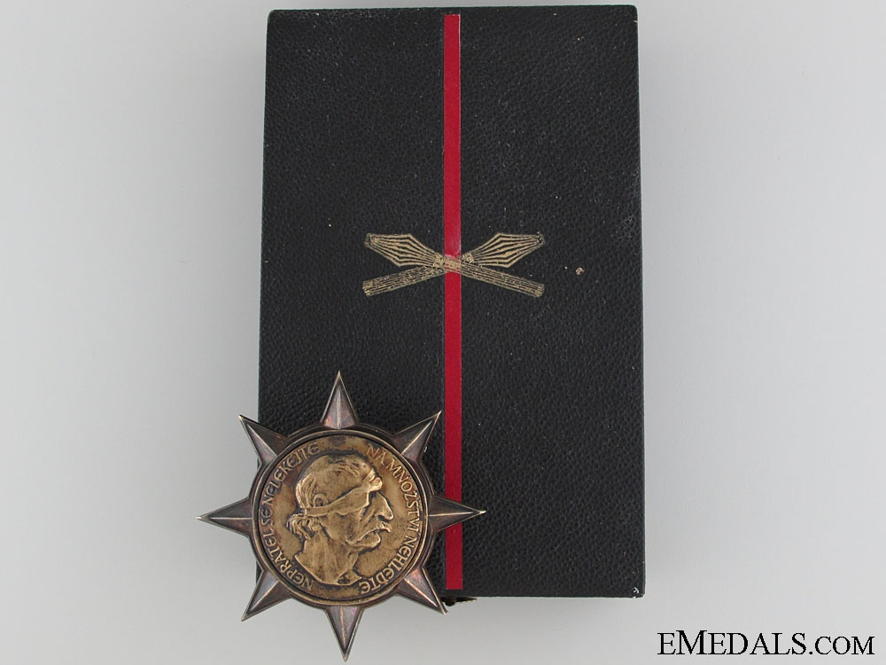 eMedals-Order of Jan Ziska of Trochnova 1st Class