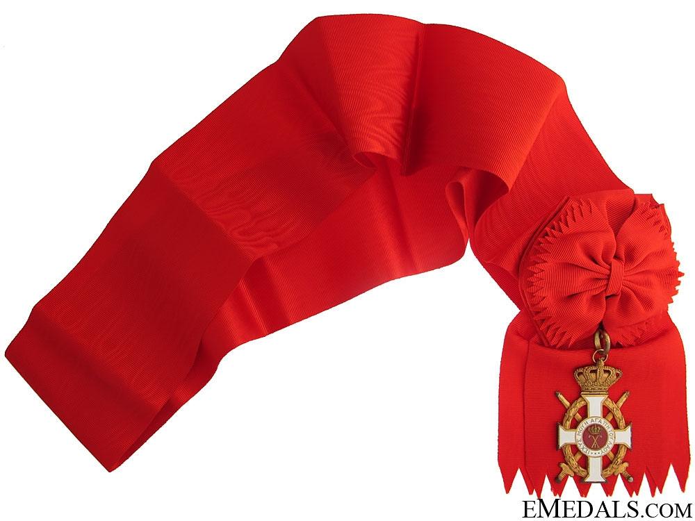eMedals-Order of King George I - Grand Cross