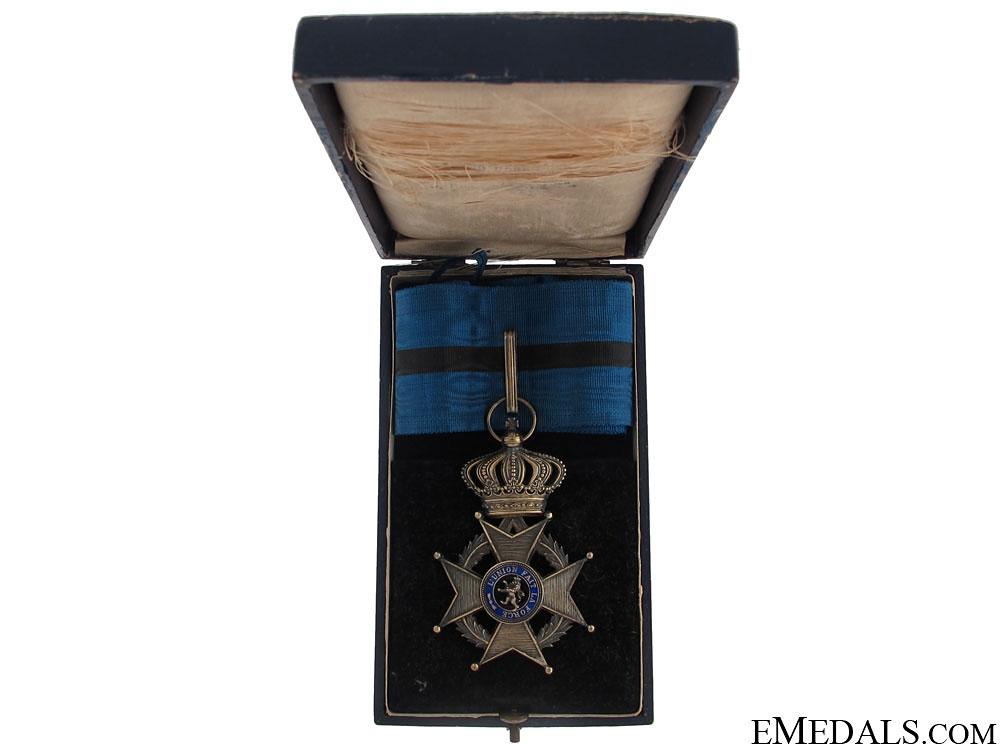 eMedals-Order of Leopold II - Commander