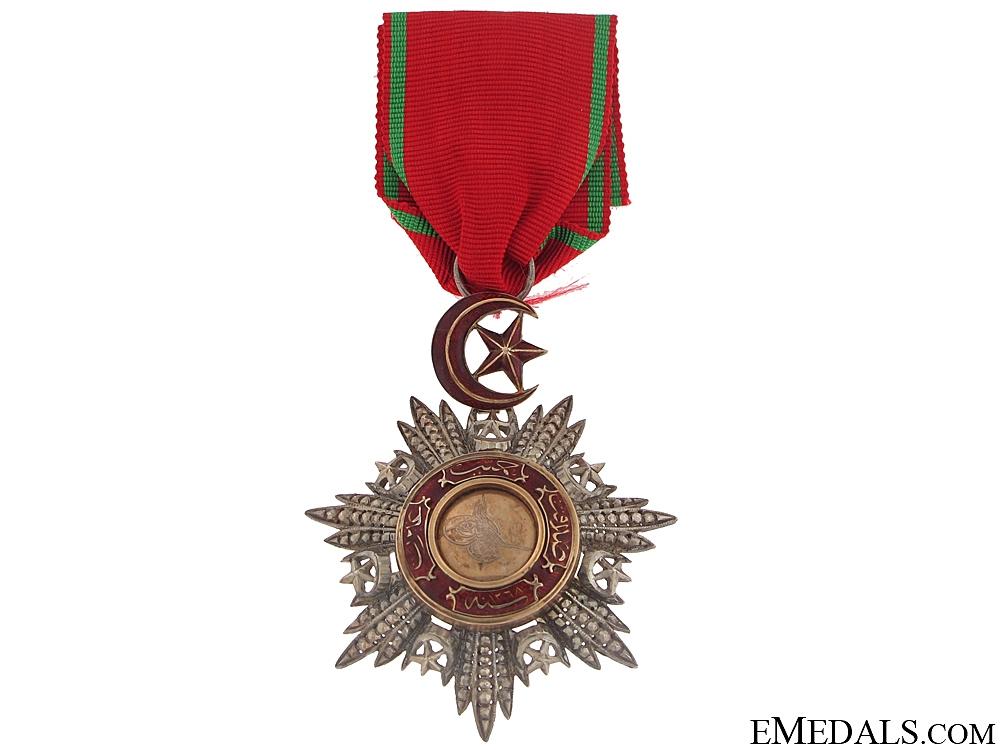 eMedals-Order of Medjidie (Mecidiye)