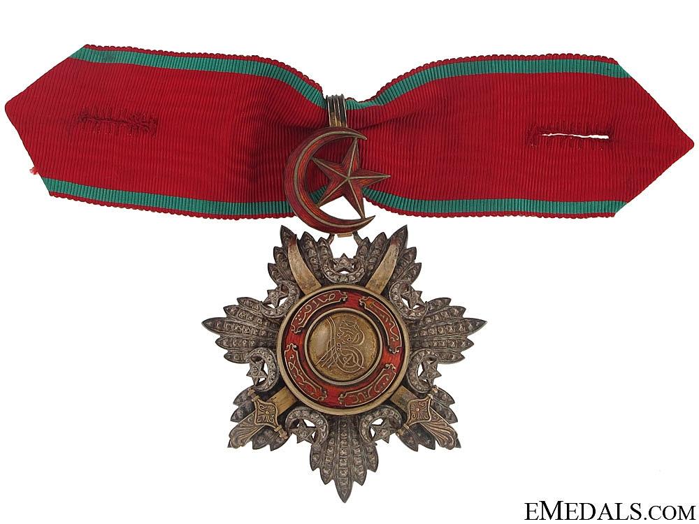 eMedals-Order of Medjidie (Mecidiye) - Godet