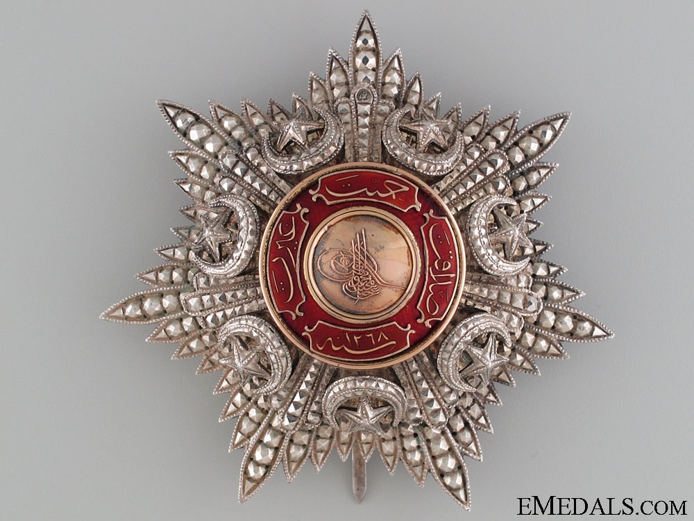 eMedals-Order of Medjidie (Mecidiye) - Breast Star