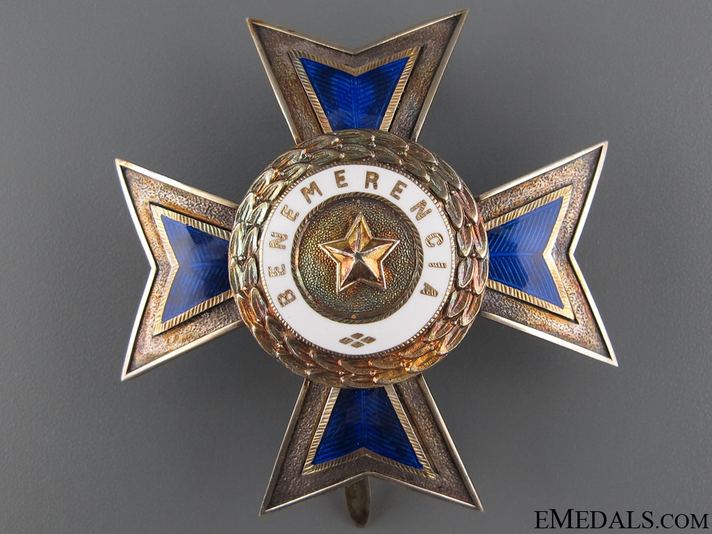 eMedals-Order of Merit - Commanders Breast Star
