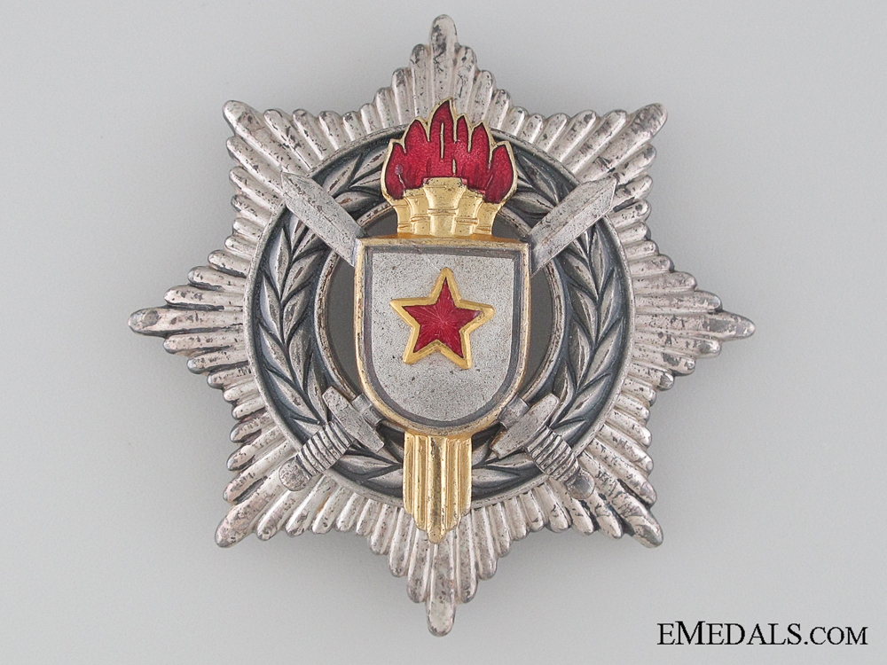 eMedals-Order of Military Merit - 3rd Class with Silver Swords