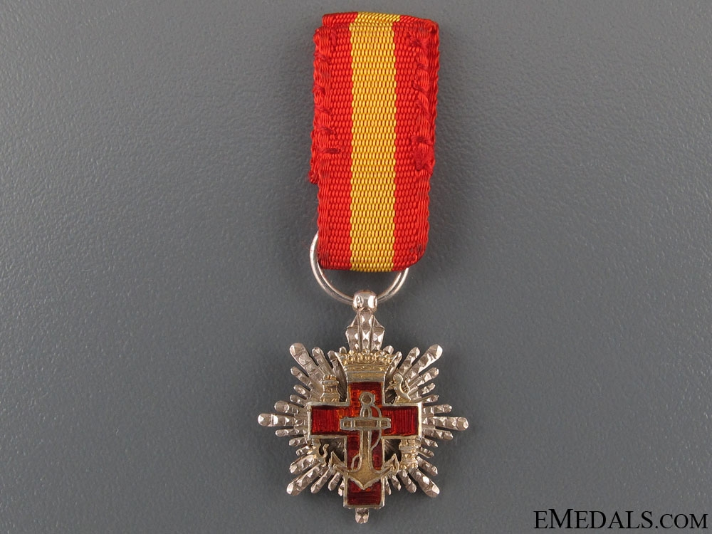 eMedals-Order of Naval Merit - Red Distinction