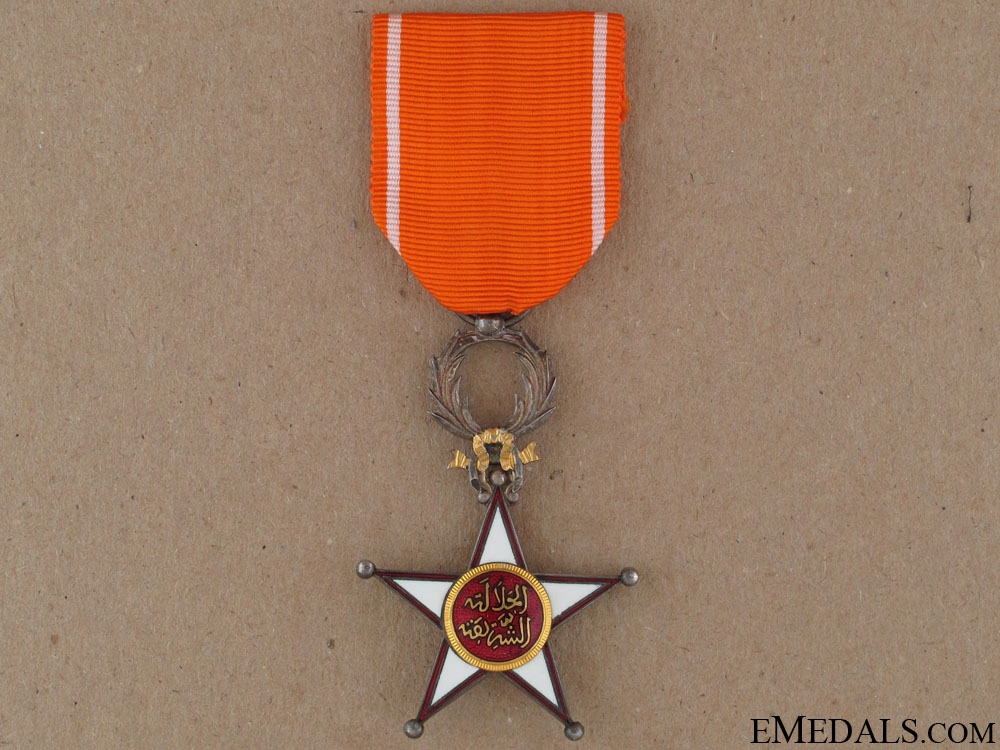 eMedals-Order of Ouissam Alaouite