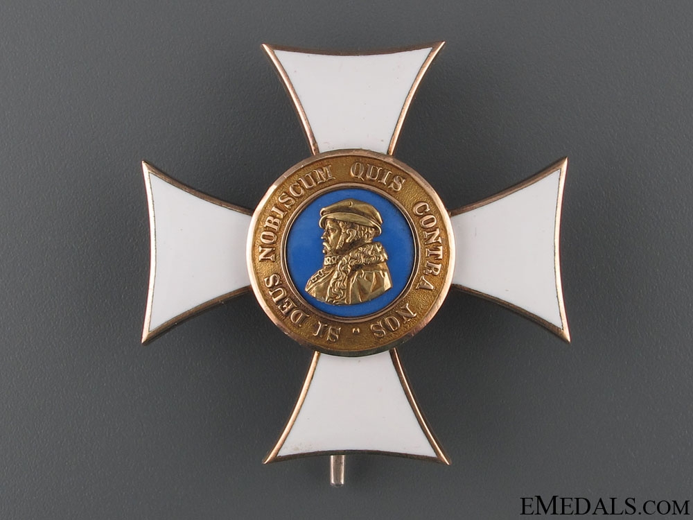 eMedals-Order of Philip the Brave 1900-1918 – Honor Cross