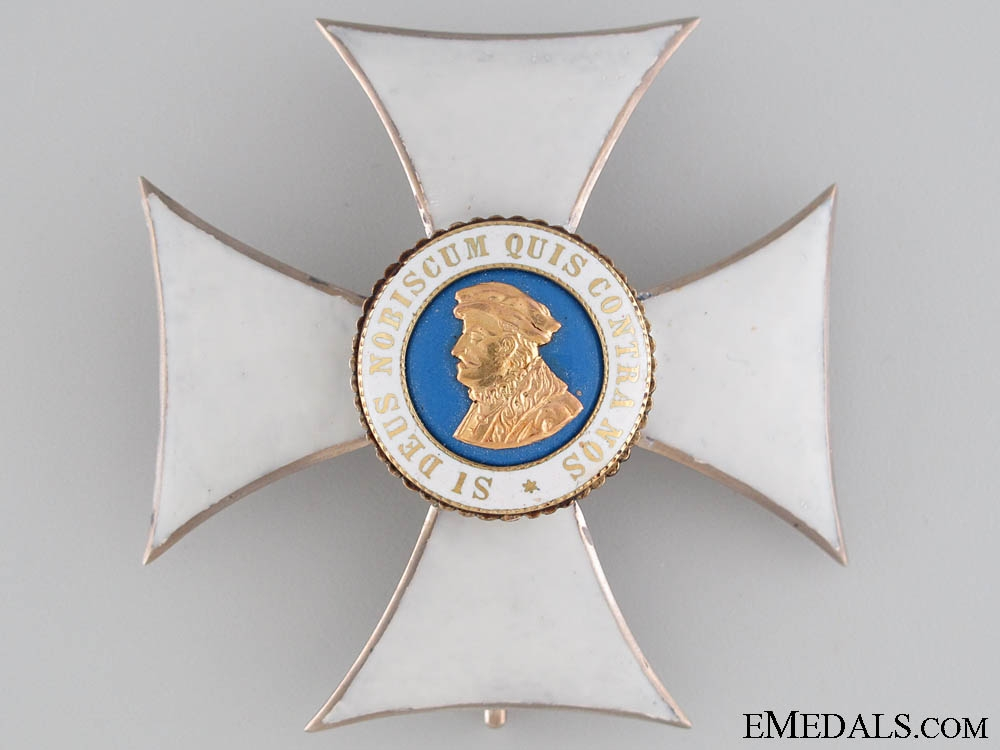 eMedals-Order of Philip the Brave 1900-1918 – Honour Cross