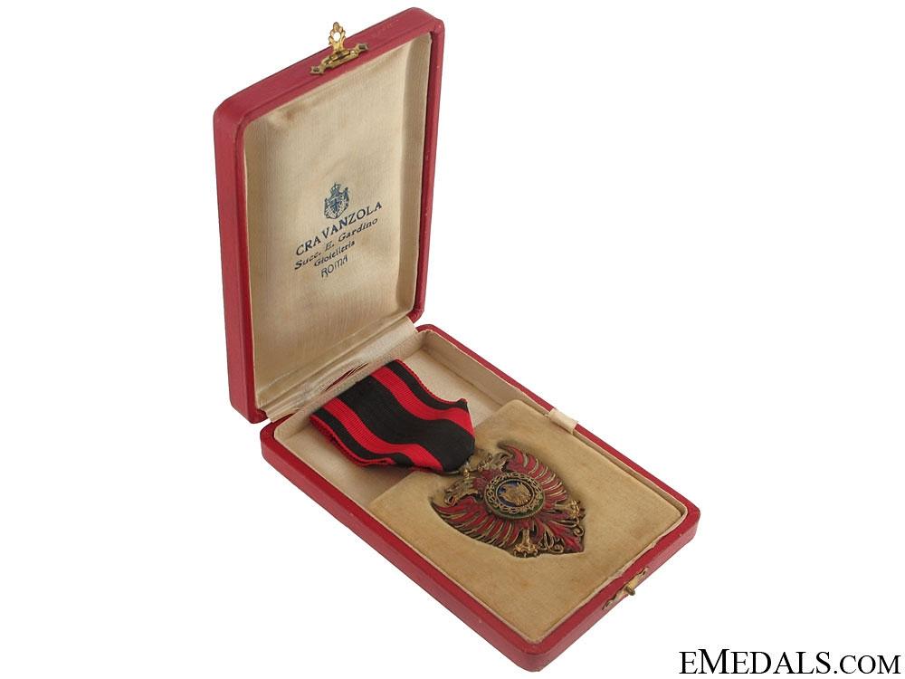 eMedals-Order of Scandenberg