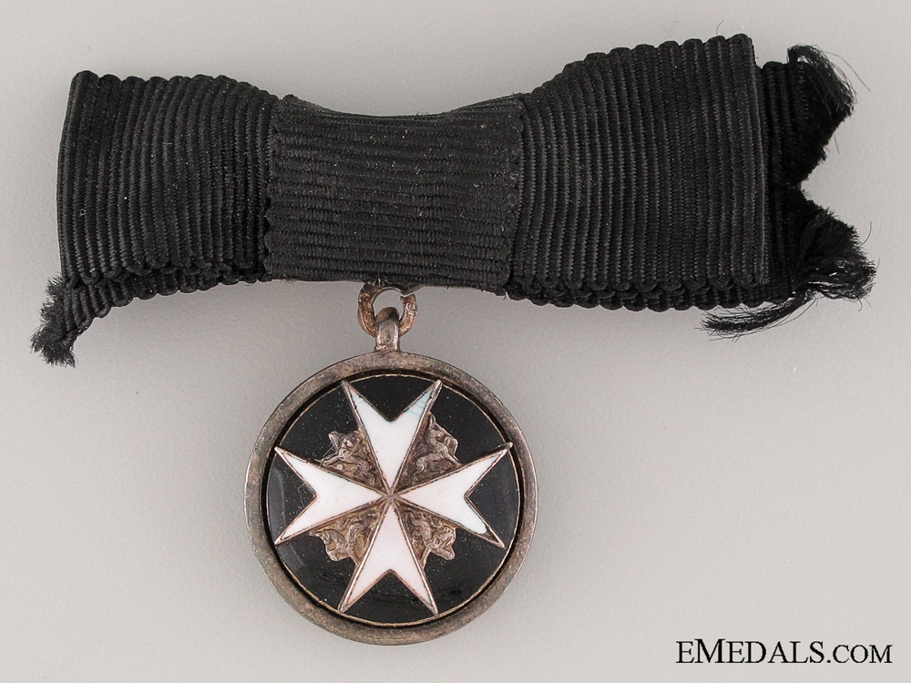 eMedals-Order of St. John, Serving Sister Breast Badge, Miniature